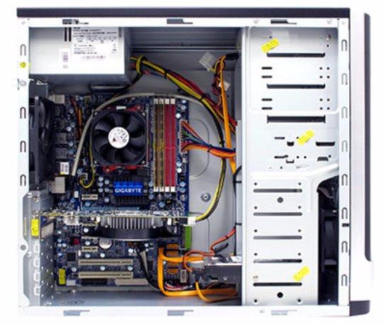 Почему шумит компьютер