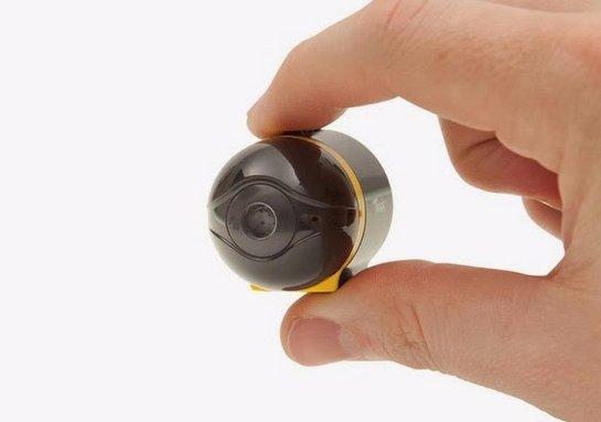 Создана камера для людей со слабым зрением