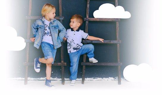 Собственное производство модной и качественной детской одежды