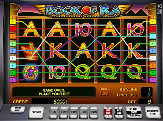 Игровые аппараты компании «Нетент»: видео-слот «Книжки»
