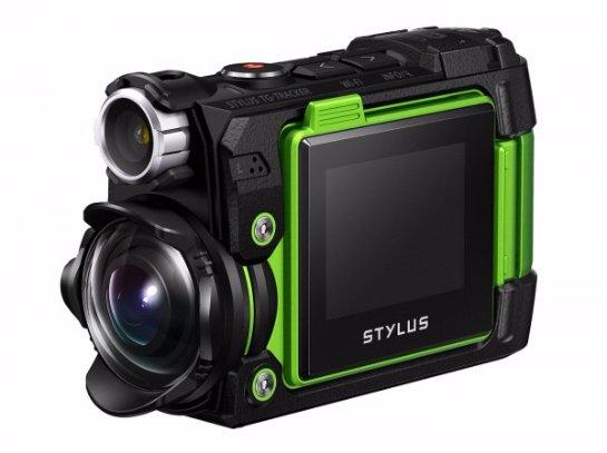 Olympus представила первую экстремальную камеру