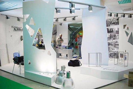 Классификация современного выставочного оборудования