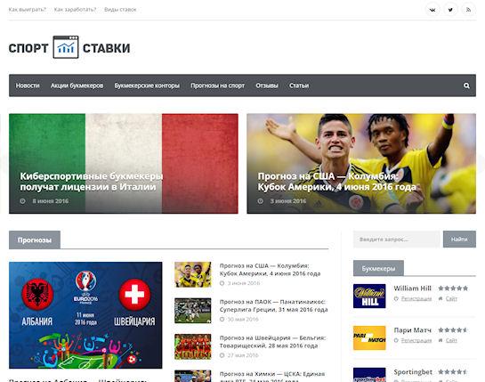 Евро-2016: ставки онлайн