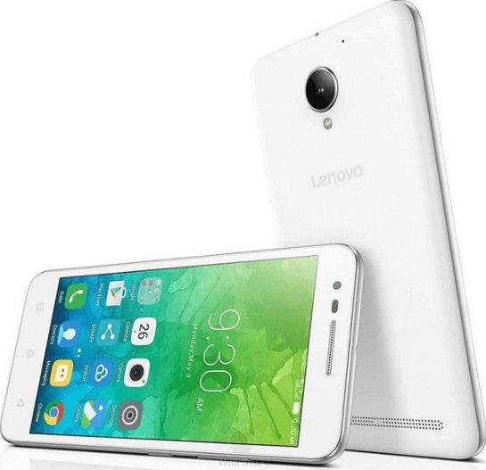 Стали известны спецификации смартфона Lenovo Vibe C2