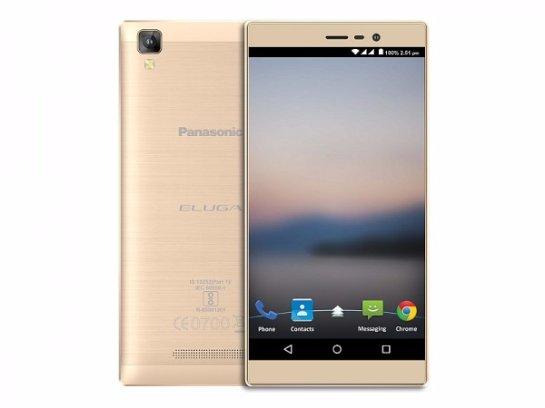 Panasonic Eluga A2 наделили модемом LTE и мощным аккумулятором