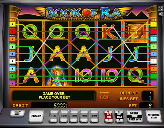 Игровые автоматы бесплатно: море тем и сюжетов
