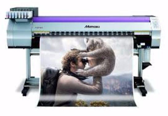 Огромный выбор различных видов печати любых изображений
