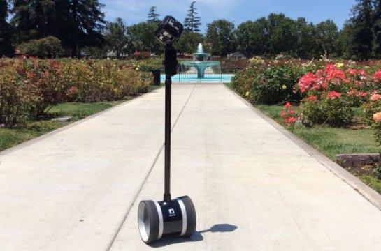 Анонсирован робот для 360-градусной съемки