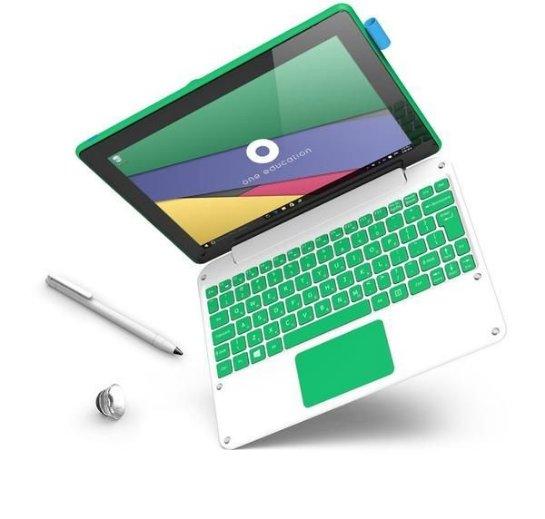 Infinity:One- лэптоп, оснащенный отсоединяемым сенсорным дисплеем