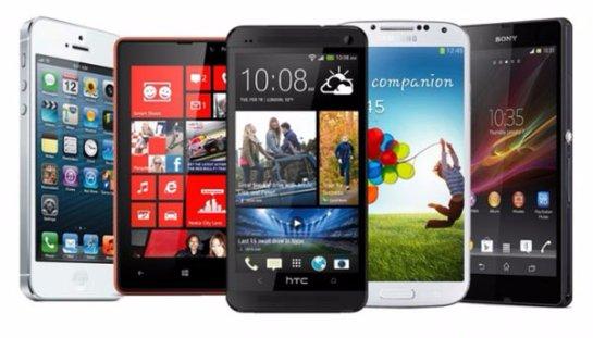 Огромный выбор современных смартфонов на любой вкус