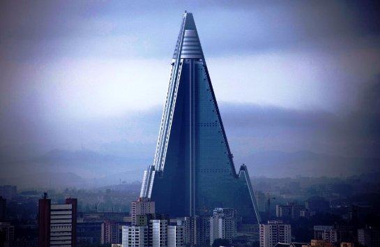 Самые высокие гостиницы мира