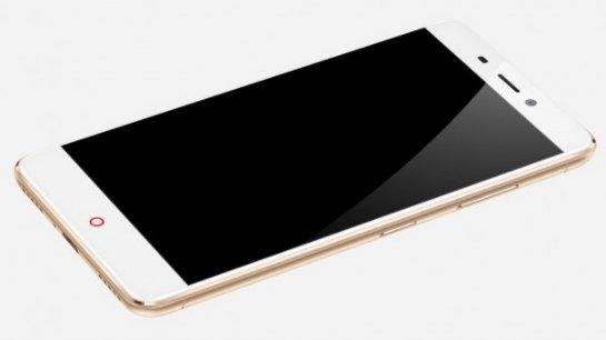 Анонсирован смартфон с ёмкой батареей Nubia N1