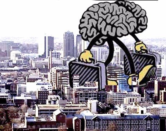 Российские ученые предупреждают о грядущей » утечке мозгов»