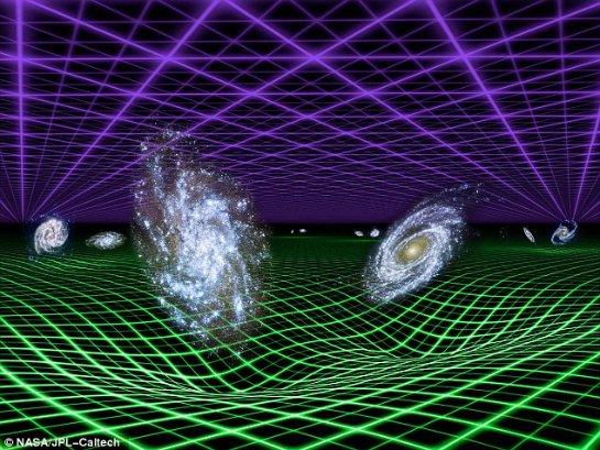 Астрономы уверены, что темная энергия существует, хоть ее и не видно