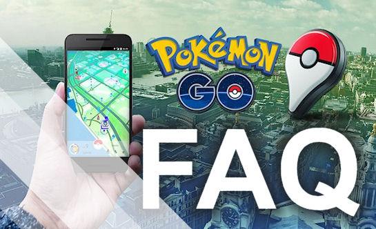 Pokemon Go - FAQ