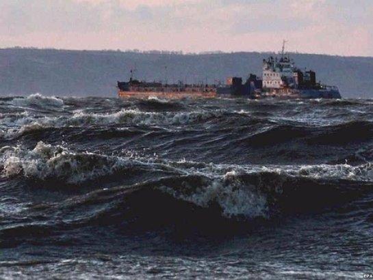 Черное море стало более штормоопасным