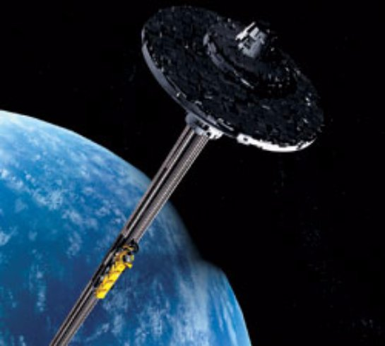 Канадская компания разрабатывает проект лифта, соединяющего землю и космос