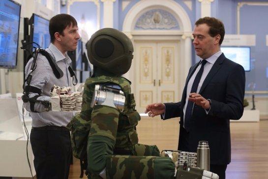В РФ доконца 2015-го года будет введен ГОСТ для роботов