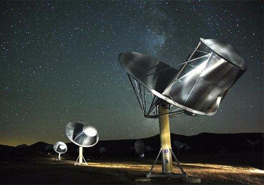 Германские ученые разработали методику поиска инопланетян