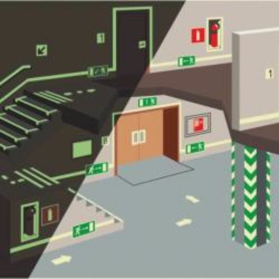 Разработка планов эвакуации разной сложности в Москве