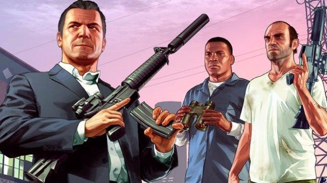 GTA: San Andreas – новые возможности и спецэффекты