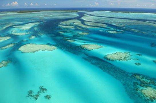 Океанические острова со временем накапливают алмазные породы