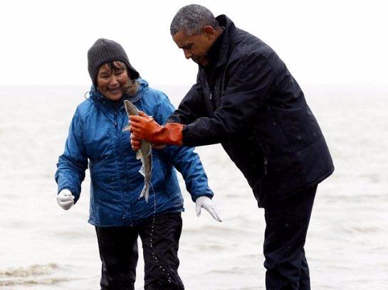 В честь Барака Обамы назовут морских рыб