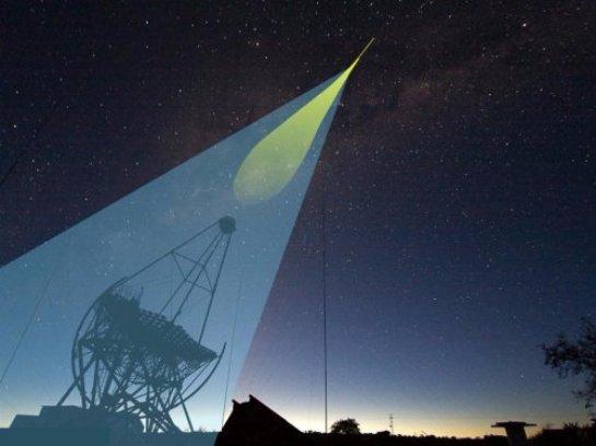 Российские ученые разработали телескоп, способный измерить расстояние до Луны в миллиметрах