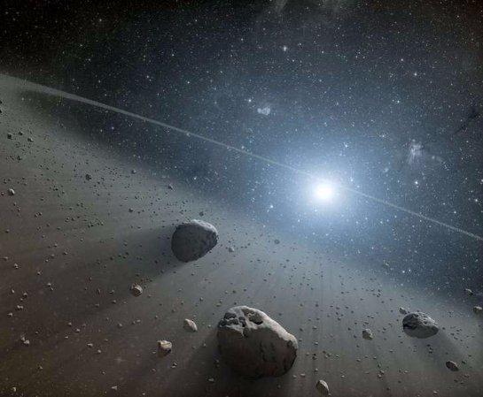 Ученые поймал сигнал от далекой звезды