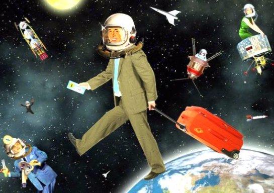 «Роскосмос» готовится отправлять в открытое космическое пространство туристов