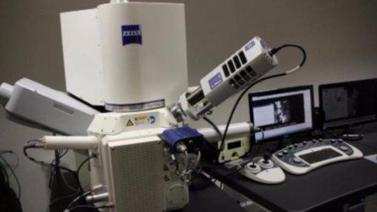 Создан уникальный микроскоп, который может » разглядеть» частицы меньше атома