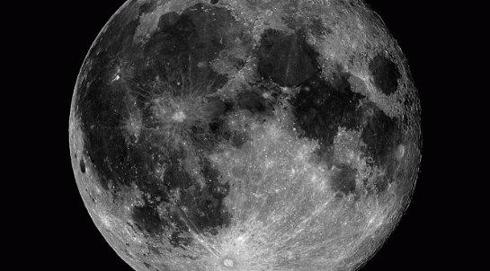 Появление лунного Моря Дождей было спровоцировано крупной катастрофой