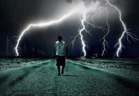 Женщина, видевшая ауру, лишилась своих способностей из-за молнии