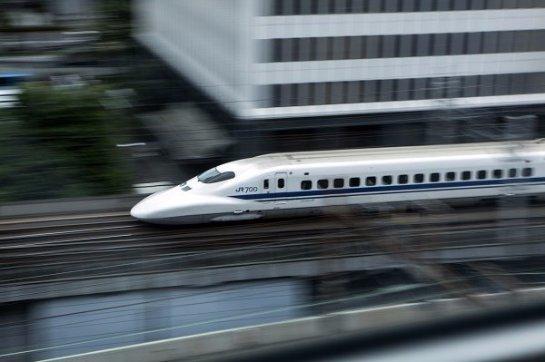 В США появятся суперсовременные скоростные поезда