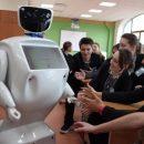 В России появился первый робот-учитель
