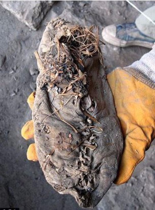 В Британии нашли древнеримский обувной склад