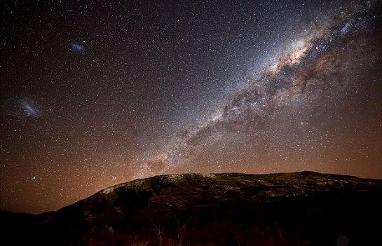 «Земной» рукав Млечного пути оказался в 4 раза длиннее предполагаемого
