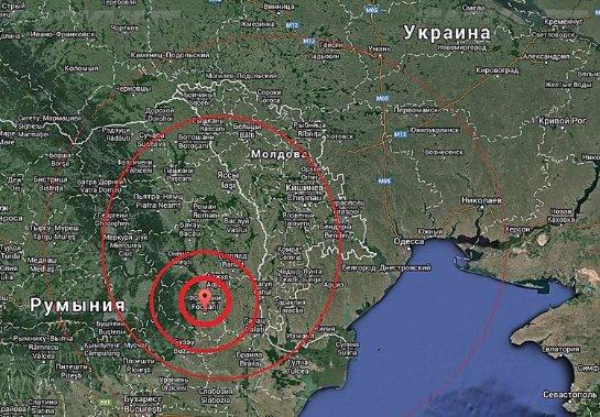Молдове предрекают новое землетрясение