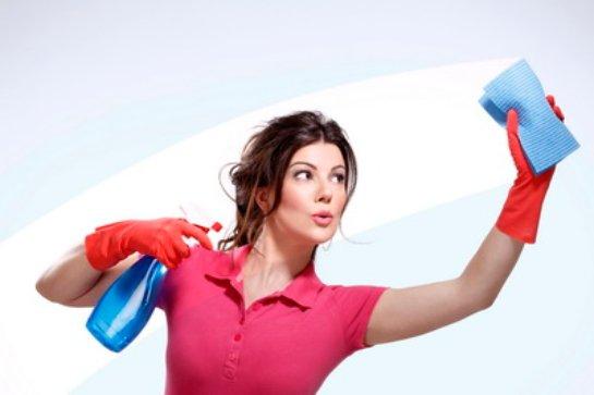 Каждой 3-й женщине уборка приносит больше удовольствия, чем секс