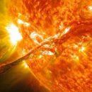 Солнечная буря угрожает мобильным телефонам