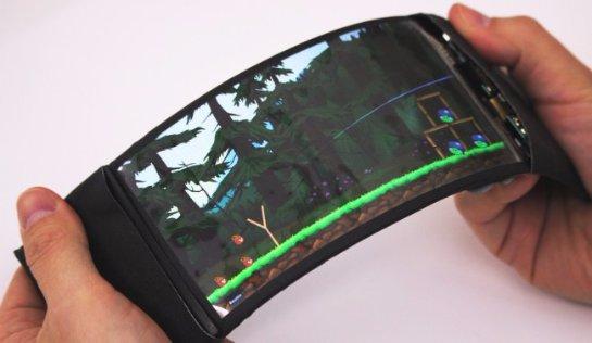 Сибирские ученые приблизились к созданию гибких экранов