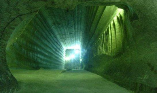 В Крыму нашли подземный храм