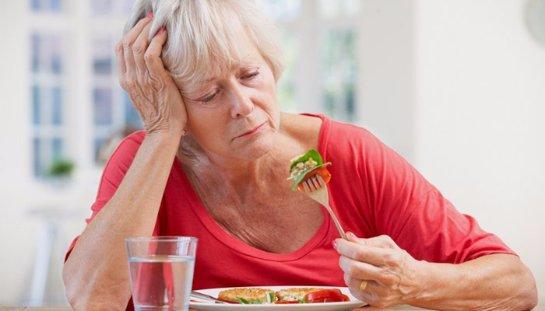 Потеря аппетита при онкологии очень опасна