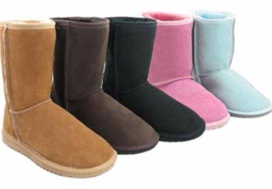Зимняя обувь наносит человеку вред