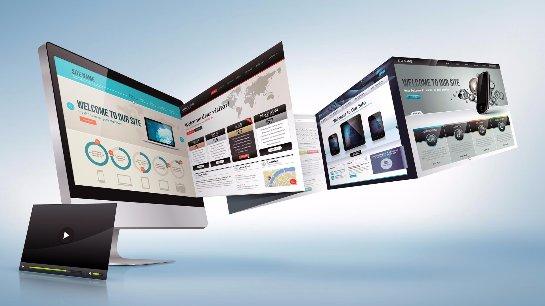 Создание под ключ сайтов для любых компаний