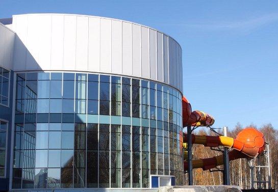 Огромный аквапарк Ярославля ждет посетителей