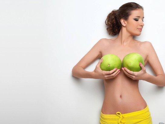 Ученые советуют увеличивать грудь естественным путем