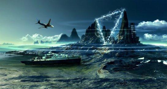 В Бермудском треугольнике найден странный объект