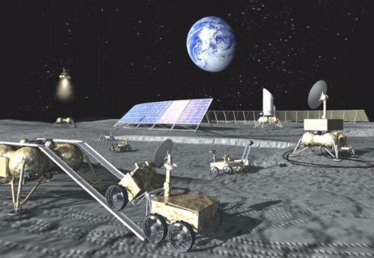 В 2030 году на Луне появится российская база