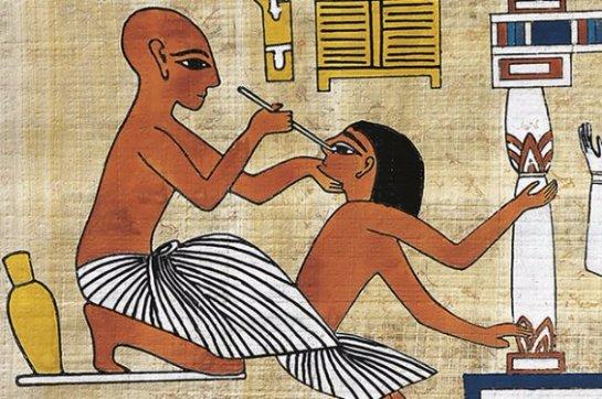 Ученые рассказали, чем лечились в древнем Египте